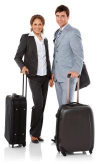 Satisfied Westcliff shuttle service travelers
