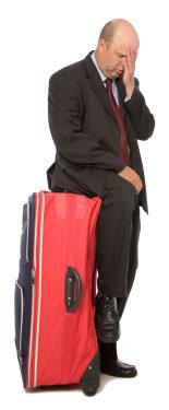 Rosebank shuttle service passenger waiting for transportation. Does your shuttle service make you wait?